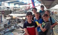 Žáci 6.A+B návštívili Národní technické muzeum v Praze