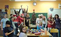 Vánoce ve škole